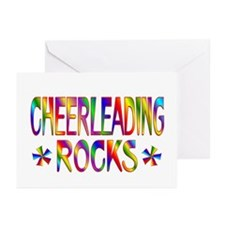 Cheerleading Greeting Cards (Pk of 10)