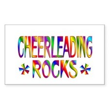 Cheerleading Decal
