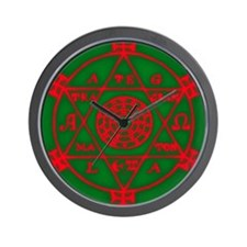 Goetia Wall Clock
