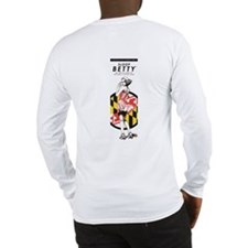 Sloop Betty Long Sleeve T-Shirt