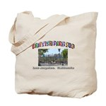 Griffith Park Zoo Tote Bag