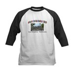 Griffith Park Zoo Kids Baseball Jersey