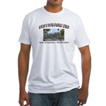 Griffith Park Zoo Fitted T-Shirt