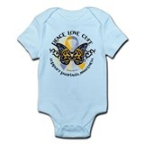 Psoriasis Peace Love Cure Infant Bodysuit