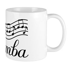Musical Staff Marimba Mug