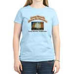 Long Beach Drive In Theatre Women's Light T-Shirt