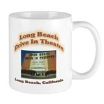 Long Beach Drive In Theatre Mug