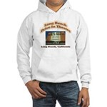 Long Beach Drive In Theatre Hooded Sweatshirt