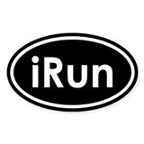 iRun Decal