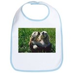 Cocker Spaniel Puppies Photo Bib