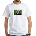 Cocker Spaniel Puppies Photo White T-Shirt