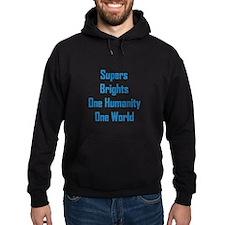 Supers/Brights Hoodie (dark)