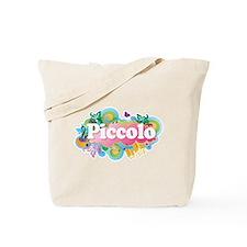 Mod Music Piccolo Tote Bag