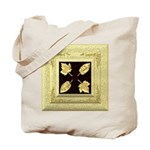 Tote Bag - Gold Leaves