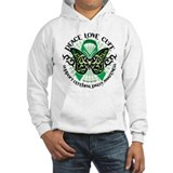 Cerebral Palsy Tribal Butterf Jumper Hoody