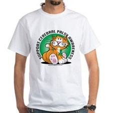 Cerebral Palsy Cat Shirt