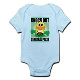 Knock Out Cerebral Palsy Onesie