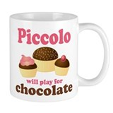 Funny Chocolate Piccolo Small Mug