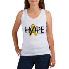 Childhood Cancer Hope Women's Tank Top