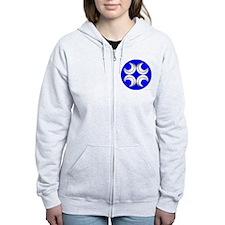 Caid Populace Women's Zip Hoodie