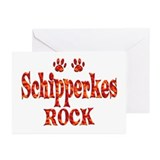 Schipperke Greeting Cards (Pk of 20)