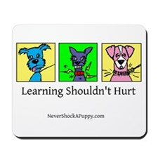 Learning Shouldn't Hurt Mousepad