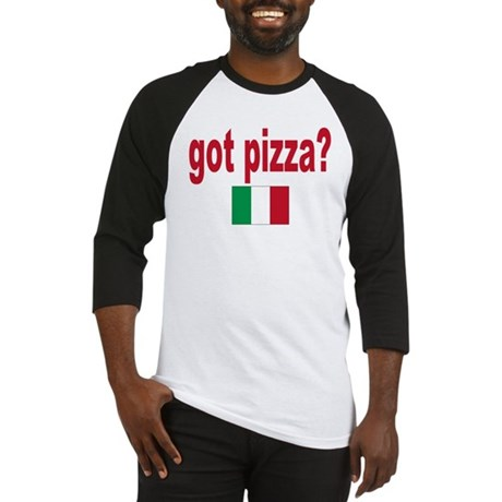 got pizza? Baseball Jersey
