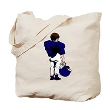 FOOTBALL *22* {blue} Tote Bag