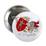 O'Loughlin Family Shield Button