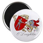 O'Loughlin Family Shield Magnet