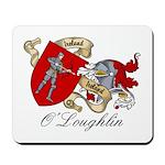 O'Loughlin Family Shield Mousepad