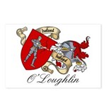 O'Loughlin Family Shield Postcards (Package of 8)