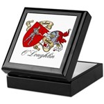 O'Loughlin Family Shield Keepsake Box