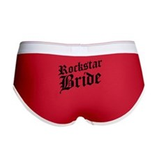 Rockstar Bride Women's Boy Brief