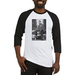 Albert Camus Philosophy Quote Baseball Jersey