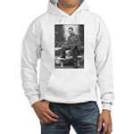 Albert Camus Philosophy Quote Hooded Sweatshirt