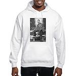Albert Camus Philosophy Quote Hooded Sweatshirt