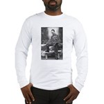 Albert Camus Philosophy Quote Long Sleeve T-Shirt