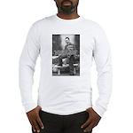 Albert Camus Philosophy Quote Long Sleeve T-Shirt