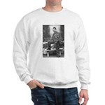 Albert Camus Philosophy Quote Sweatshirt
