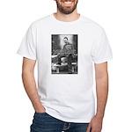 Albert Camus Philosophy Quote White T-Shirt