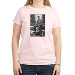 Albert Camus Philosophy Quote Women's Pink T-Shirt