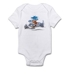 Koi Pond Infant Bodysuit