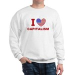 I Love Capitalism Sweatshirt