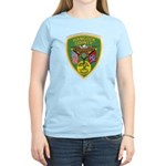 Hancock County Sheriff Women's Light T-Shirt