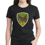 Hancock County Sheriff Women's Dark T-Shirt