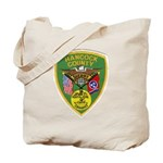 Hancock County Sheriff Tote Bag