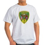 Hancock County Sheriff Light T-Shirt