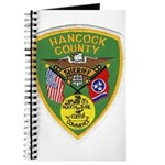 Hancock County Sheriff Journal