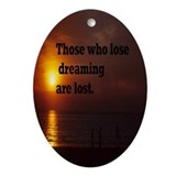 Dream Time Ornament (Oval)